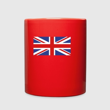 National Flag Of The United Kingdom - Full Color Mug