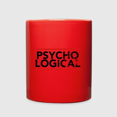 Psychological by Ben Fama Jr. - Full Color Mug