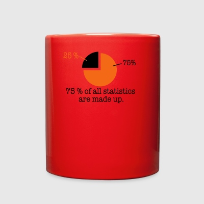 statistics - Full Color Mug