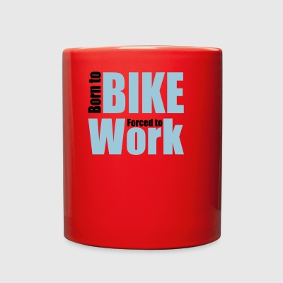bike - Full Color Mug