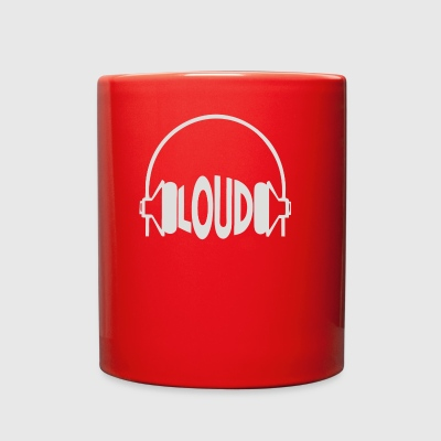 LOUD Records Classic - Full Color Mug
