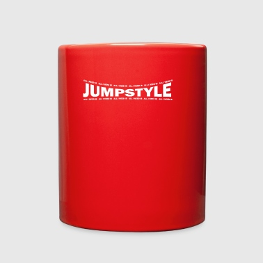 LOVE TECHNO GESCHENK goa pbm JUMPSTYLE bpm goa - Full Color Mug