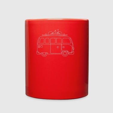 Summer Bus - Full Color Mug