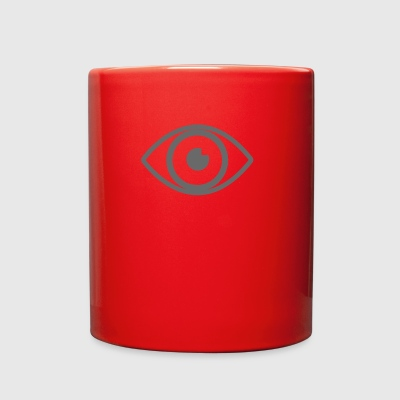 vision icon - Full Color Mug