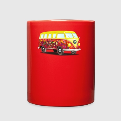 trip van shirt - Full Color Mug