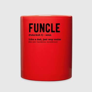 funcle - Full Color Mug