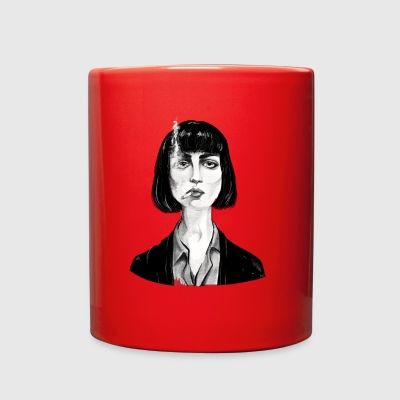 Mia Wallace - Full Color Mug