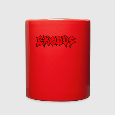 Thrash metal Exodus - Full Color Mug