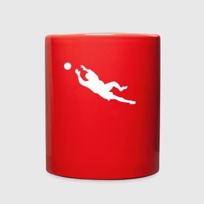Goalkeeper - Full Color Mug