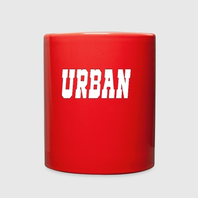 urban - Full Color Mug
