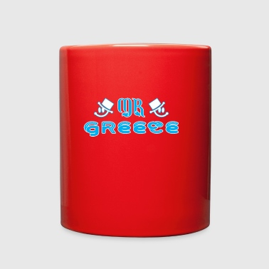 Mr Greece - Full Color Mug