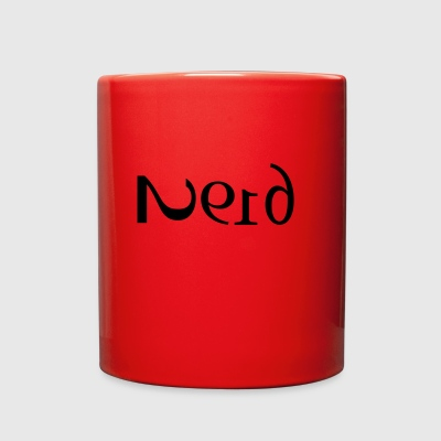 Nerd - Full Color Mug