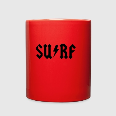 surfing - Full Color Mug