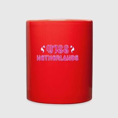 Miss Netherlands - Full Color Mug