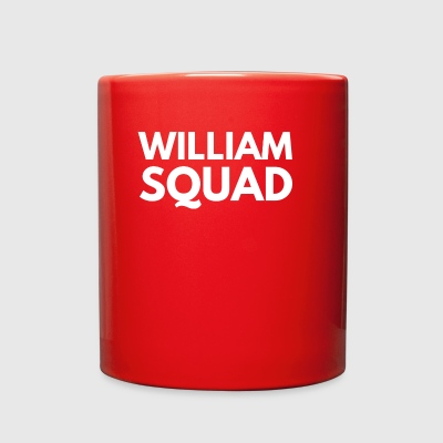 William Squad - Full Color Mug