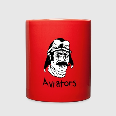 aviator - Full Color Mug