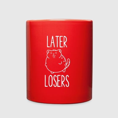 LATER LOSERS - Full Color Mug