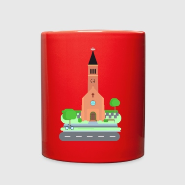 church - Full Color Mug