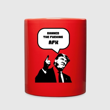 Trump-AFK T-Shirt - Full Color Mug