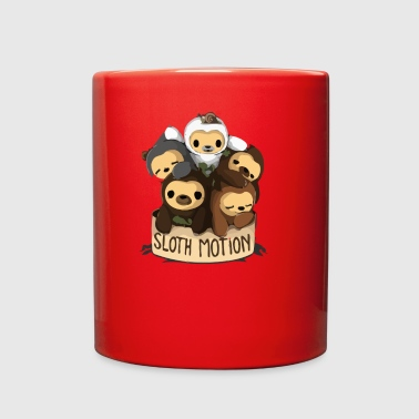 SLOTH MOTION - Full Color Mug