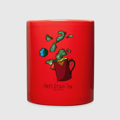 Anti Gravi Tea - Full Color Mug