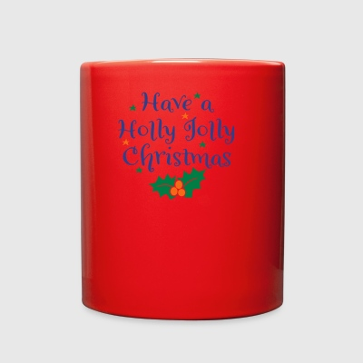 christmas - Full Color Mug