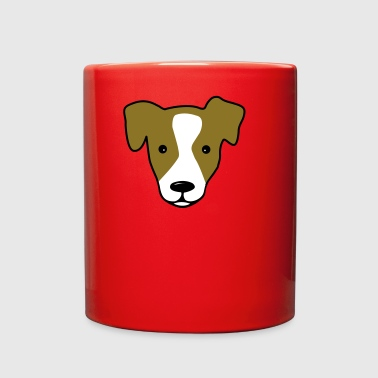 jack russell - Full Color Mug
