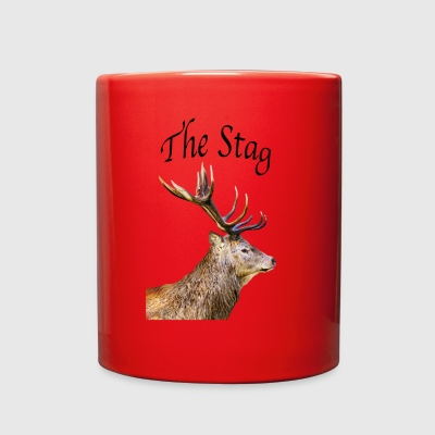 Stag - Full Color Mug