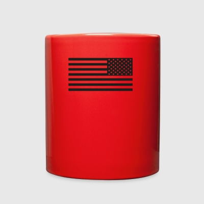 Stars and Stripes - Full Color Mug