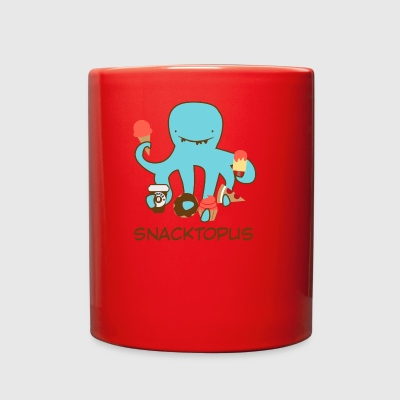 snacks - Full Color Mug