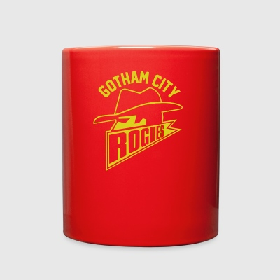 Gotham City - Full Color Mug
