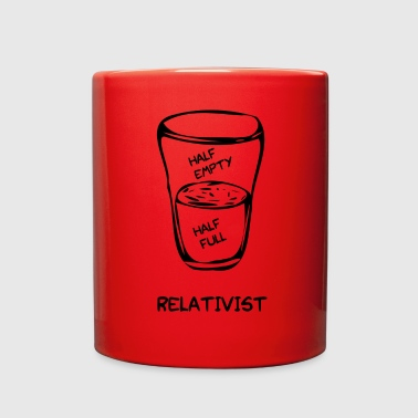 point of view3 relativist - Full Color Mug