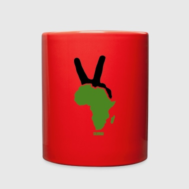 AFRICAN PEACE - Full Color Mug