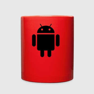 android - Full Color Mug