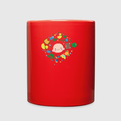 GIFT - BABY DESIGN - Full Color Mug