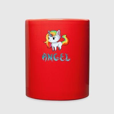 Angel Unicorn - Full Color Mug