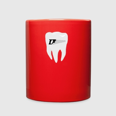 tooth saw - Full Color Mug