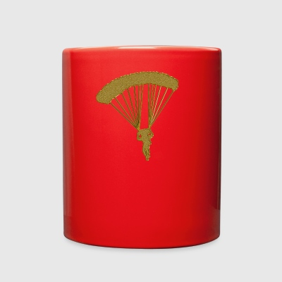Golden Parachute - Full Color Mug