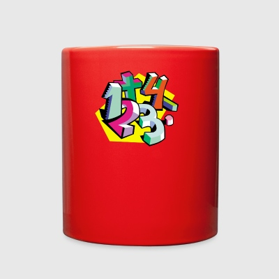Math Equation - Full Color Mug