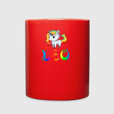 Leo Unicorn - Full Color Mug