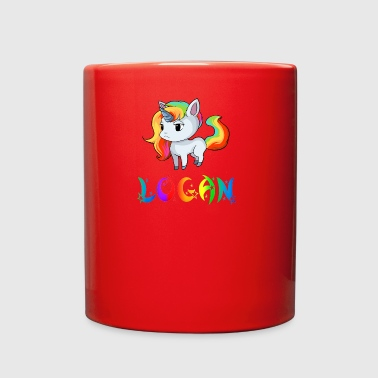 Logan Unicorn - Full Color Mug