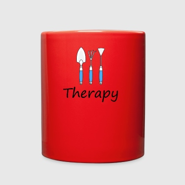 therapy - Full Color Mug