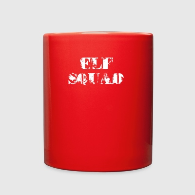 elf squad - Full Color Mug