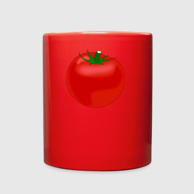 tomaten tomato tomatoes veggie gemuese vegetables1 - Full Color Mug