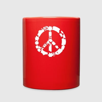peace25 - Full Color Mug