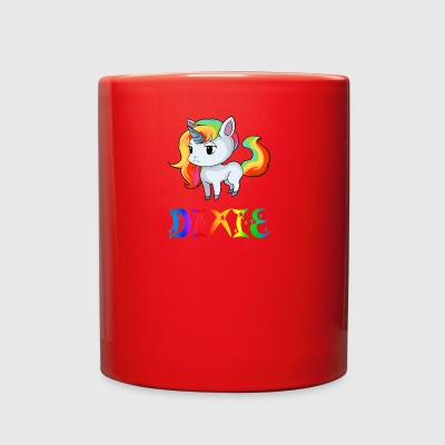 Dixie Unicorn - Full Color Mug