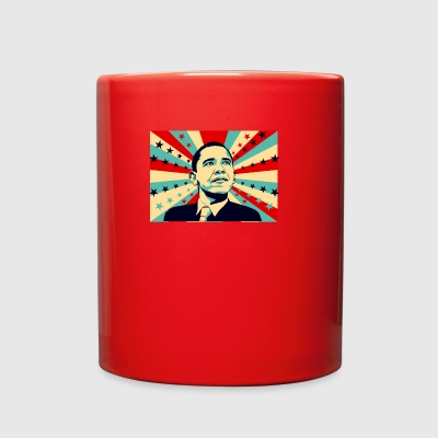Barack Obama - Full Color Mug