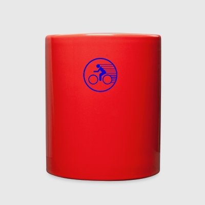 Bicycle - Full Color Mug