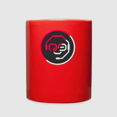 nlgzrgn Logo - Red - Full Color Mug
