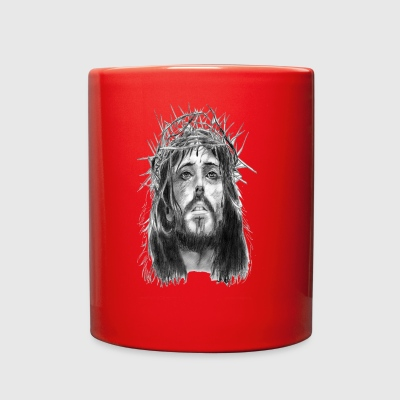 jesus christ - Full Color Mug